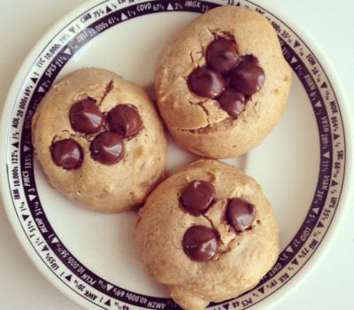 Peanut Butter Protein Blossoms
