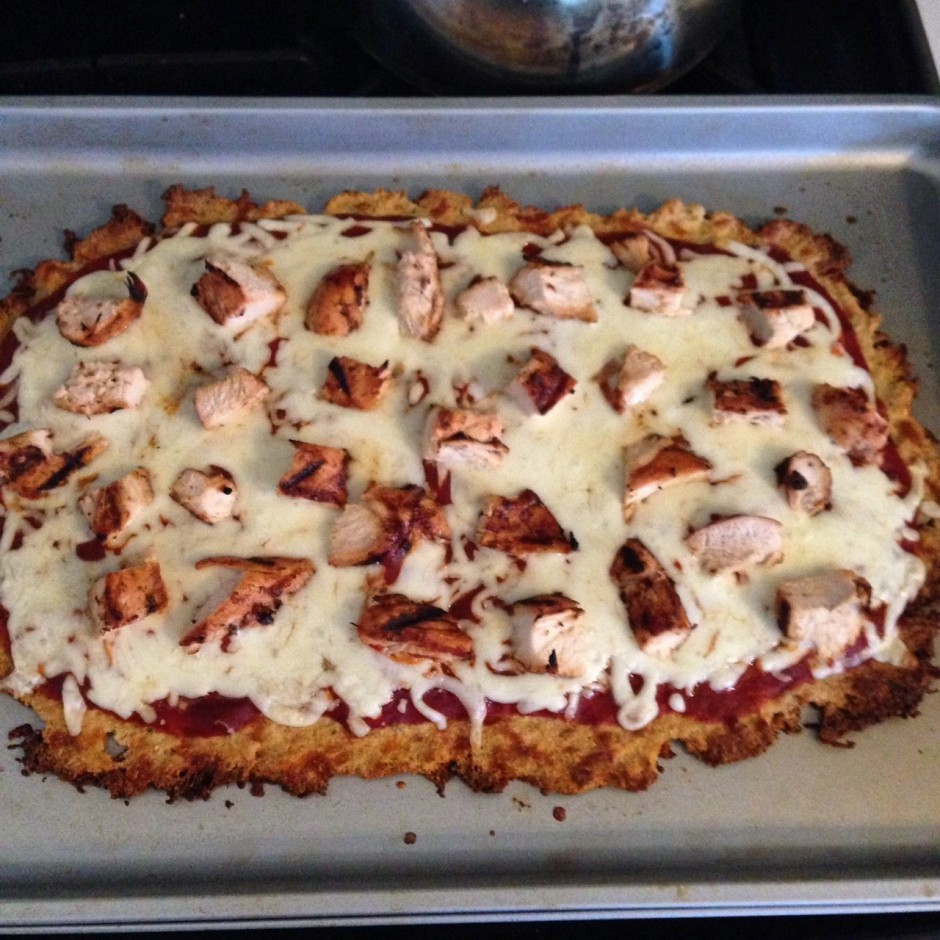 Cauliflower Pizza