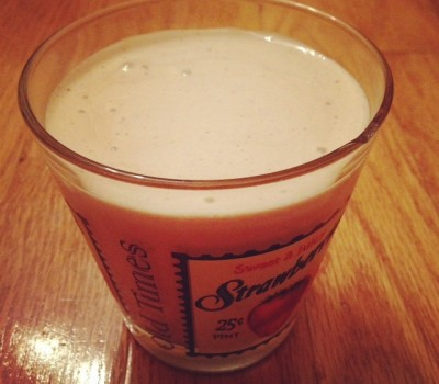 S'mores Protein Shake