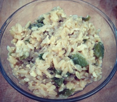 Spiced up Brown Rice