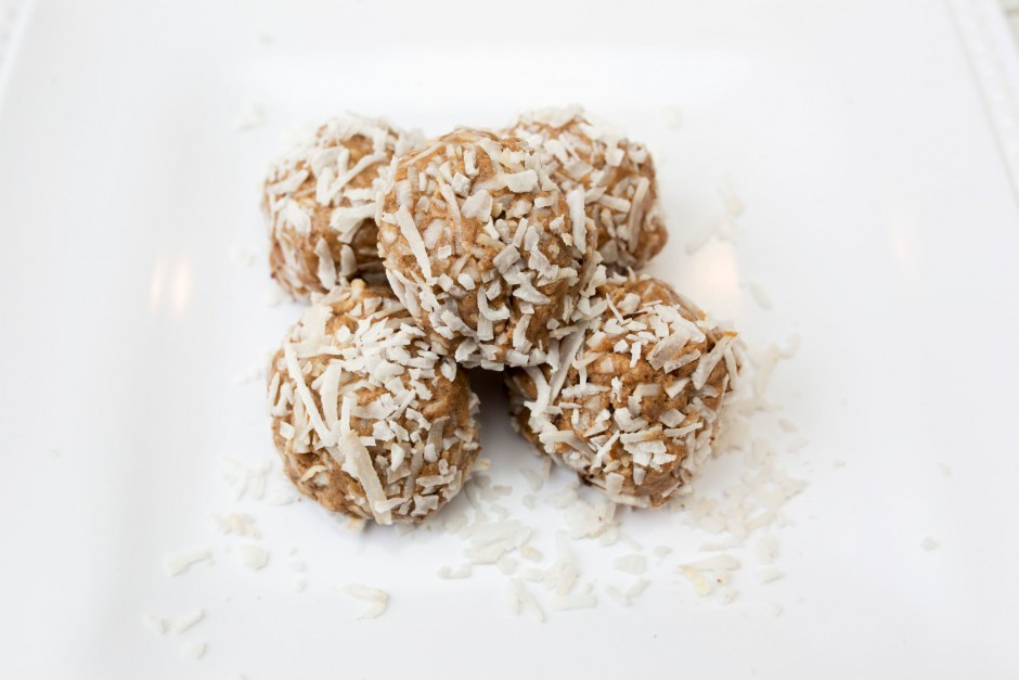 Keto chocolate PB Balls