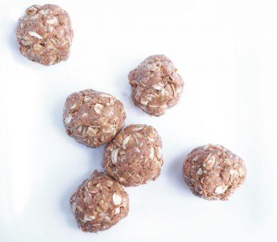 Velvet Protein Balls