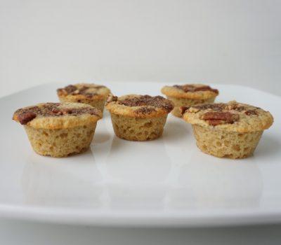 Healthy Coffeecake Muffins